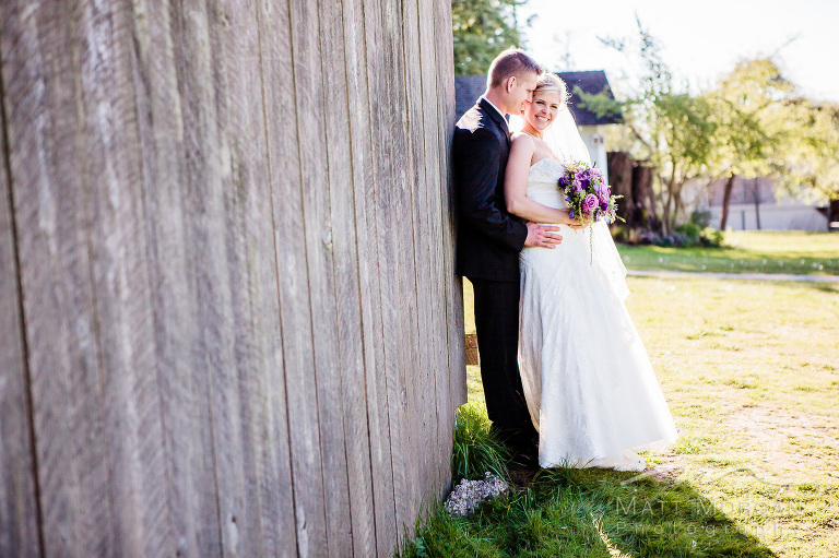 Hazelmere Golf Club wedding white rock
