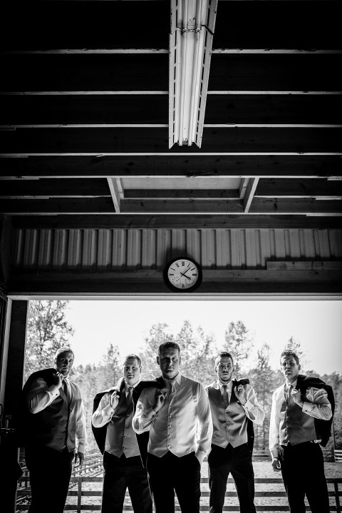 Vancouver wedding at Hazellmere Golf Course in Langley